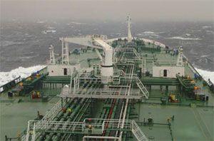 image: UK Trelleborg cargo vessel ship mooring LNG