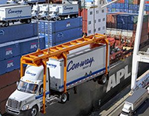 image: conway freight, freight energy, green technology, freight, shipping, logistics news