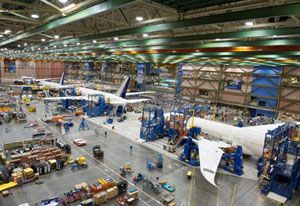 image: Boeing strike Dreamliner 787