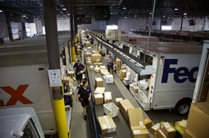 Less Than Truck Load Us Giant Fedex Freight Has New Boss