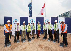 image: Singapore freight forwarding Kewill Agility Etihad rail logistics K+N Kuehne