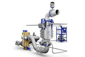 image: Alfa Laval explosion proof ballast water treatment system  Coast Guard