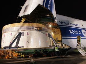 image: Russia Heavy lift cargo freight forwarder airfreight charter Volga-Dnepr
