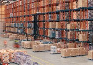 image: RediGroup UK supply chain logistics materials handling