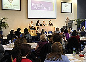 image: UK everywoman logistics freight transport women