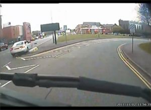 image: UK road haulage insurance vehicle accident