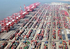 image: China UK Allseas Global Logistics container freight rates guaranteed forwarding agent