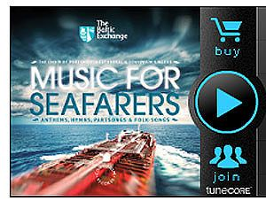 image: UK choral Baltic Exchange bulk dry cargo freight shipping music seafarers RNLI
