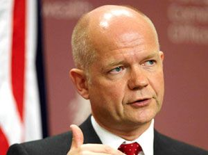 image: William Hague California Transatlantic Trade Agreement US EU