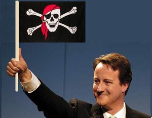 image: Somalia pirate shoot to kill freight vessels container ship David Cameron PM private security guards