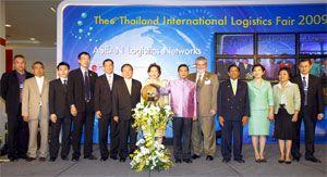 image: bangkok freight, thailand freight, logistics in thailand, trade fair in thailand, trade, freight, industry, shippers, Alongkorn, Ponlaboot, hazardous, substances