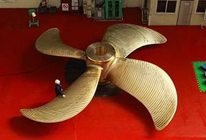 image: Hyundai Heavy Engineering propeller Asia