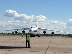 image: Volga-Dnepr Russia air freight photographic competition An-124-100 Ruslan