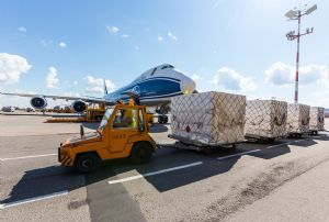 image: Russia, China, Belgium, Netherlands, Germany, AirBridgeCargo, ABC tonnes, pharma, vaccines, Covid-19, yellow fever, truck, air charter, Liege, freight forwarding, logistics,
