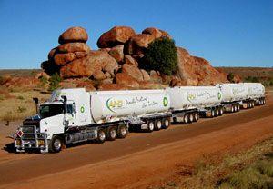 image: Australia road freight green energy International Energy Agency trucking