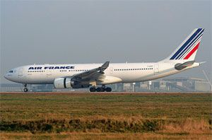 image: France air freight cargo