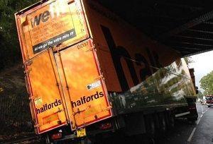 image: trucks satnav