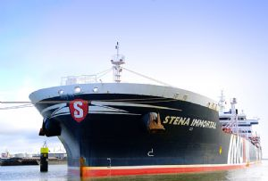 image: Netherlands Stena Bulk tanker MR biofuel trial ships vessels Immortal GoodFuels