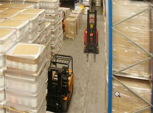 image: Golden Valley pallet wrapping supply chain costs packing