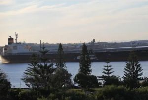 image: Australia, ship, ban, AMSA, Maryam, bulk, carrier, Port Kembla, Aswan, shipping,