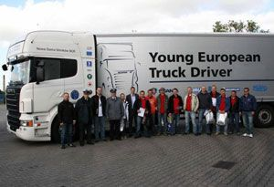 image: UK HGV driver shortage road haulage freight transport RHA FTA CILT IRTE