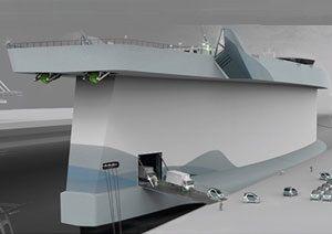 image: UK wind propulsion sailing ship freight vessel windship