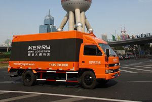image: US Hong Kong Kerry logistics freight forwarder multi China Germany
