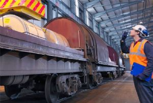 image: UK, rail, freight, Williams - Shapps Plan for Rail, Transport for the North, RMT, RFG, union,