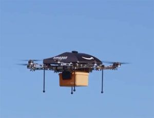 image: US drones Afghanistan Amazon road haulage air freight Zoocal