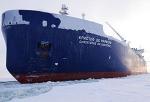 image: Russia Arctic Ocean Northern route Norway freight vessels LNG tanker South Korea environmentalists concerns