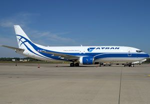 image: Russia Volga-Dnepr Airlines Lufthansa Systems� Lido/iRouteManual freight airline cargo IT