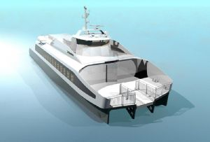 image: EU, Europe, Norway, TrAM, Horizon 2020, zero-emission, fast ferry,