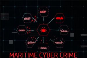 image: Naval Dome, cyber-security, attack, IT, OT, ports, Maritime, NotPetya, Netwalker, Ryuk, Mailto, virus, cranes, TEU, container, ship,
