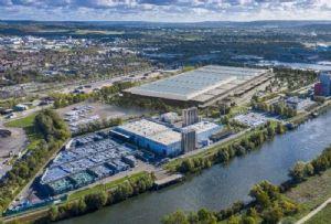 image: France, IKEA, Haropa, port, Paris, distribution, centre, logistics, warehouse, waterborne, river, Seine,