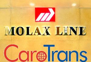 image: US LCL container shipping ocean freight forwarding NVOCC Korea FCL consolidator Molax CaroTrans