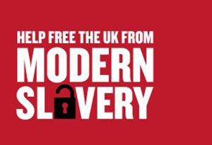 image: Crimestoppers UK shipping logistics modern day slavery maritime