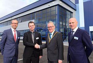 image: UK Russian Railways GEFCO automotive Freight Forwarding Group Peugeot Citroen logistics
