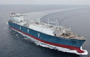 image: Japan container shipping bulk LNG SRV oil tanker 20� box vessels