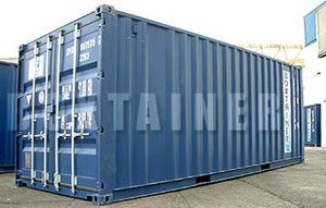 image: UK Denmark freight container reefer rental