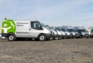 image: UK LPG van freight logistics express parcel carrier haulage