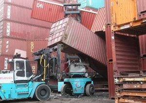 image: Manila TT Club port container terminal freight logistics accidents risk management insurance