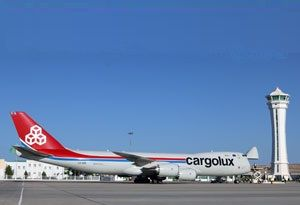 image: Turkmenistan air freight all cargo Cargolux Luxembourg China Hong Kong Turkmenbashi