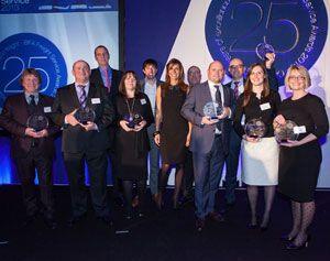image: UK BIFA awards 2013 25 years awards cargo freight forwarding logistics shipping