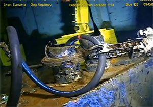 image: US Netherlands Titan Salvage Svizer Ardent Crowley Maersk