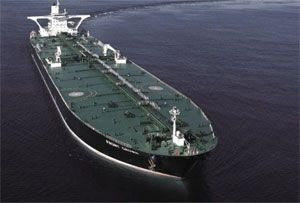 image: US Belgium oil tanker crude vessels Suezmax chartering Euronav Frontline Diamond S