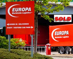image: European Groupage UK freight forwarding multimodal logistics Andrew Baxter Europa Worldwide  RH
