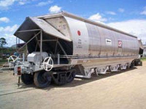 image: Australia rail freight
