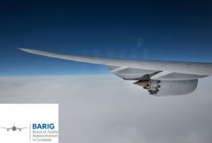 image: Germany Barig air carriers pandemic cargo charter airlines EU Hoppe