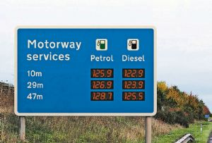 image: UK Highways England Thales WSP traffic last mile road haulage drivers logistics service stations motorway