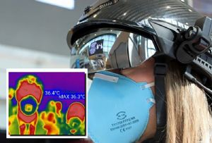 image: Airbus Industries airlines airports coronavirus koniku biotechnology explosives Rome�s Leonardo da Vinci Fiumicino